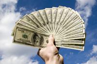 Dolar próbuje odbijać