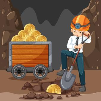 Bitcoin BSV Kopanie - Blockchain mining