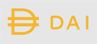 DAI moneta Maker DAO - Kurs/logo