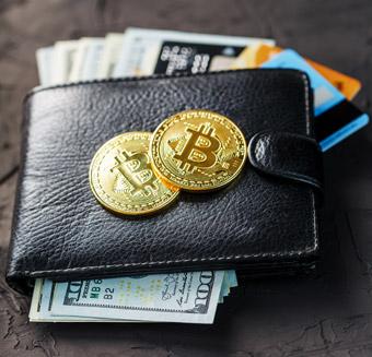 Portfel Bitcoin - Przechowywanie BTC