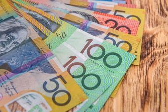 Australijskie pieniądze - Banknoty AUD