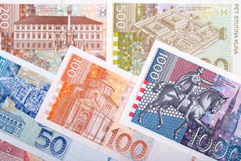 Chorwackie monety i banknoty HRK