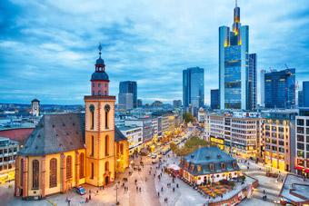 EBC - Europejski Bank Centralny siedziba