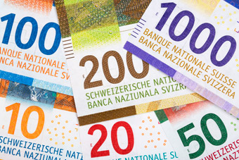 Frank szwajcarski - Monety i banknoty CHF