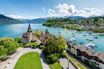 Historia franka szwajcarskiego CHF