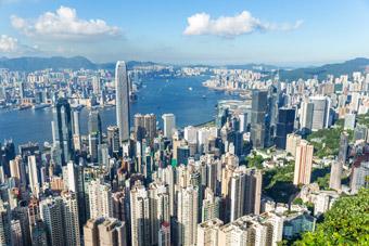 Dolar hongkonk HKD - Historia