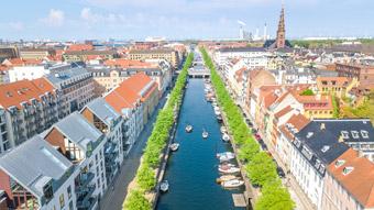 Kopenhaga, a korona duńska
