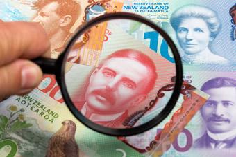 Kurs waluty NZD - Dolar nowozelandzki