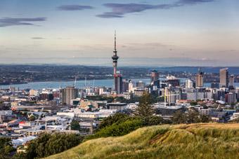 Nowa Zelandia historia Aukckland - Dolar