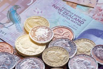 Nowozelandzkie monety i banknoty NZD