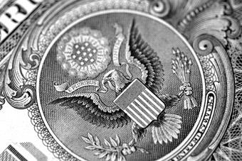 Dolar amerykański USD - Produkcja