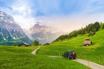 Szwajcaria (CHF) - Ciekawostki