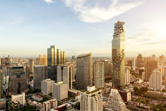 Tajlandia - Bangkok centrum - THB