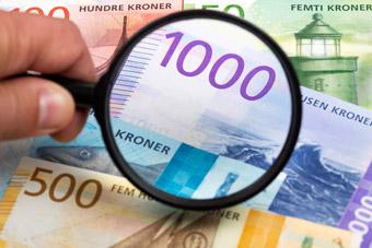 Władze monetarne w Norwegii